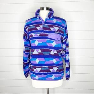 Patagonia Synchilla Snap-T Fleece Pullover Small